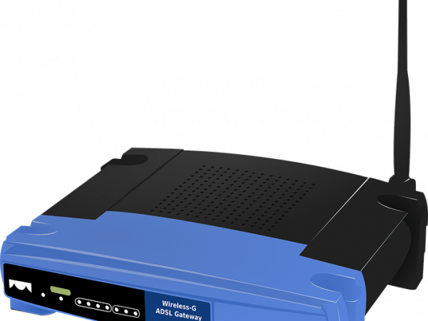 Le routeur 4G